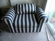 Couch and chair for sale in Eastern Passage,  Nova Scotia