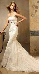 Wedding Dress-European,  Pronovias