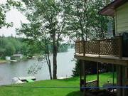 2 Bedroom Lakefront Home in Mount Uniacke