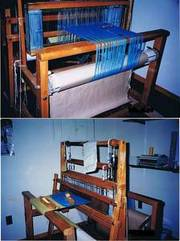 LECLERC Wooden Floor Loom