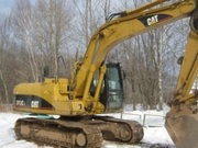 2004 CAT 315CL EXCAVATOR WITH PLUMBED 3RD VALVE QUICK COUPLER