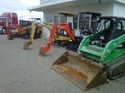 KUBOTA & KOMATSU MINI EXCAVATORS;  SKID STEERS,  DOZERS,  LOADERS ......