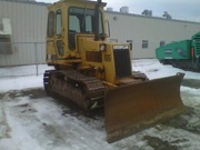 ((REDUCED))1992 CAT D3 DOZER WITH FULL CAB 4700 HOURS WORKS GOOD