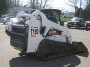 2006 SKID STEER NEW TRACKS 100% RUBBER $18995